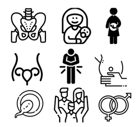 womens health group icon